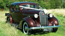 Buick Model 40 Wedding Car